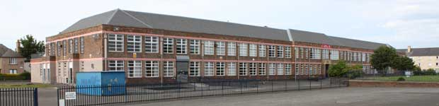 Royston Primary School (now demolished)